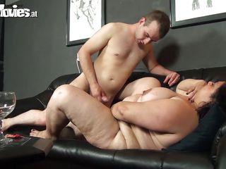 порно толстых